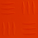 Grip Lock Designer Coin Tile Orange