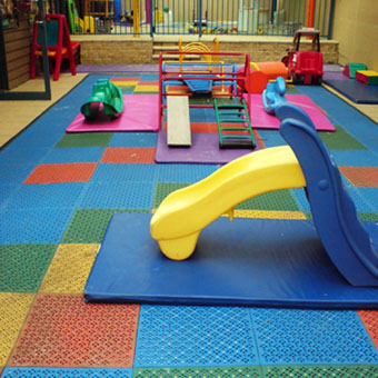 Playground Mat Easy Diy Install On Any Outdoor Surface For Play