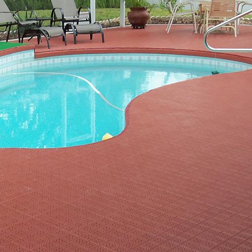 Outdoor Drain Tile Interlocking Patio Tiles Outdoor Floor
